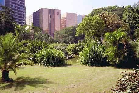 Китай Гонконг: Коулунский парк