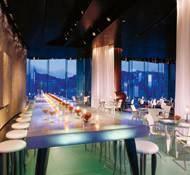 Китай Гонконг: Ресторан Феликс