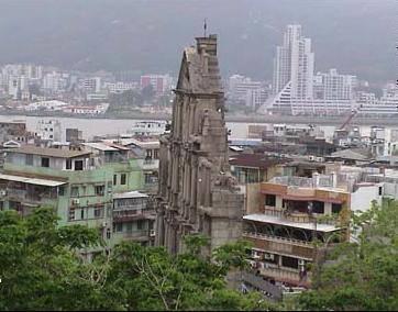 Китай Гонконг: Чарующий Макао