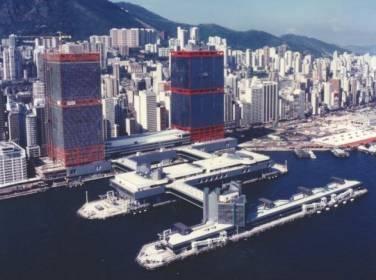 Китай Гонконг: Морской терминал  Shun Tak Centre