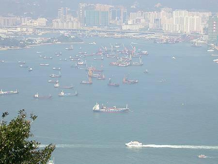Китай Гонконг: Морской порт Кай-Чунг