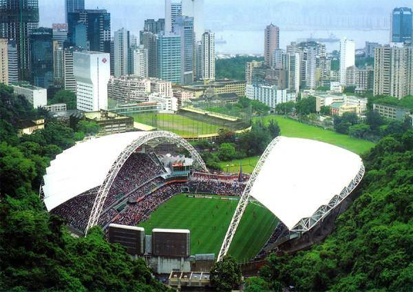 Китай Гонконг: Стадион Гонконга