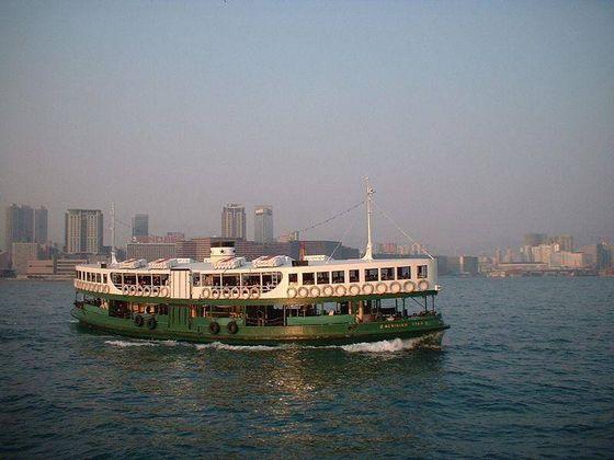 Китай Гонконг: Морской транспорт