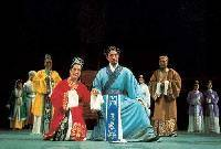 Китай Пекин: Театр народного искусства