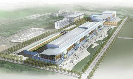 Китай Пекин: Стадион для стрельбы