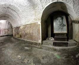 Китай Пекин: Поход в подземный город