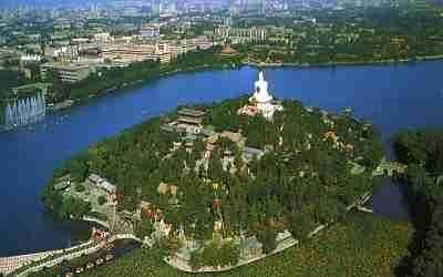 Китай Пекин: Парк Бэйхай