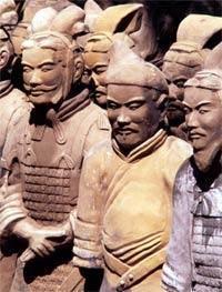 Китай Пекин: Терракотовое войско