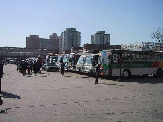 Китай Пекин: Автовокзалы Пекина