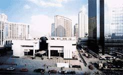 Китай Шанхай: Международный выставочный центр «Intex Shanghai»