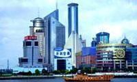 Китай Шанхай: Цзиньмао — шанхайский небоскреб