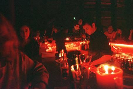 Китай Шанхай: Bar Rouge