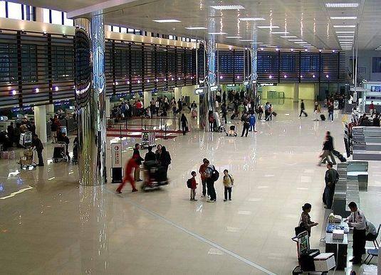 Китай Шанхай: Аэропорт Хунцяо