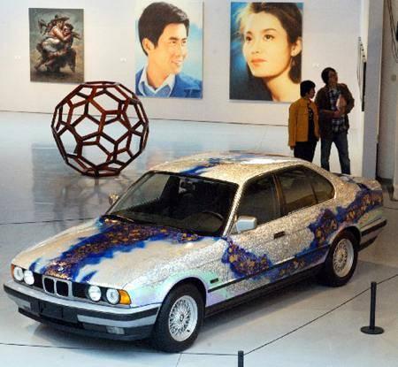 Китай Шанхай: Шанхайский музей современного искусства