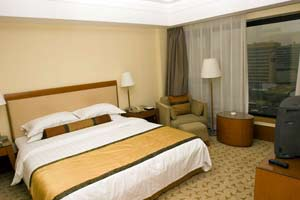 Китай, Пекин, Отель Beijing International 5*