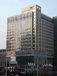 Китай, Пекин, Отель Best Western 4*