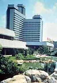 Китай, Пекин, Отель Capital 4*