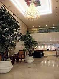 Китай, Пекин, Отель China Garment House 4*