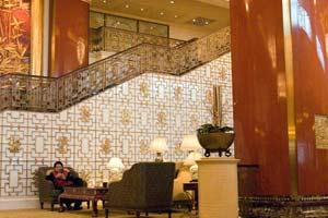 Китай, Пекин, Отель China World 5*