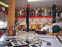 Китай, Пекин, Отель Guangxi Plaza 4*