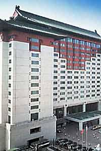 Китай, Пекин, Отель Peninsula Palace 5*