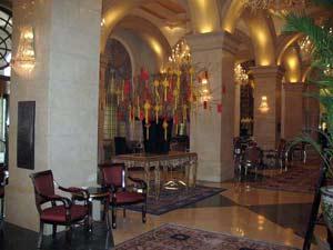 Китай, Пекин, Отель Raffles 5*