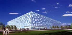 плавательный центр в Пекине Пекин 2008, Олимпиские игры в Пекине 2008, Олимпиские объекты Пекина 2008