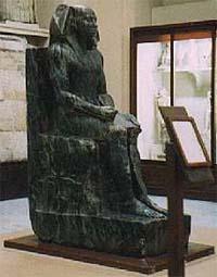 Статуя Хефрена