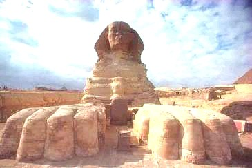 Сфинкс - символ Египта