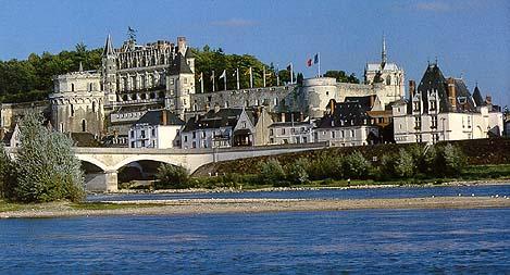 Амбуаз Замки Туризм Тур по франции Сайт о Франции Отдых во Франции Достопримечательности