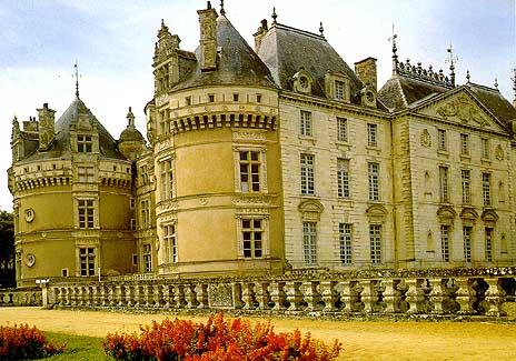 Ле Люд Замки Туризм Тур по франции Сайт о Франции Отдых во Франции Достопримечательности