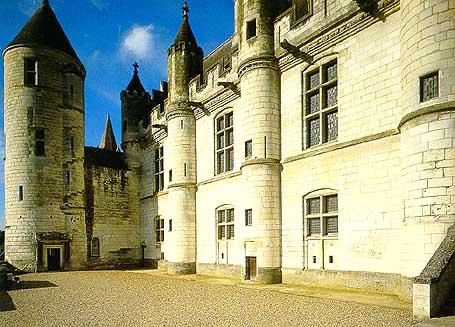Лош Замки Туризм Тур по франции Сайт о Франции Отдых во Франции Достопримечательности