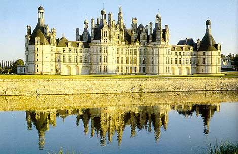 Шамбор Замки Туризм Тур по франции Сайт о Франции Отдых во Франции Достопримечательности
