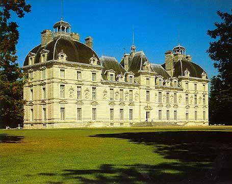 Шеверни Замки Туризм Тур по франции Сайт о Франции Отдых во Франции Достопримечательности