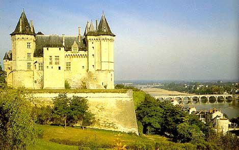 Сомюр Замки Туризм Тур по франции Сайт о Франции Отдых во Франции Достопримечательности