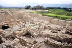 Раскопки на Тель-Хацор