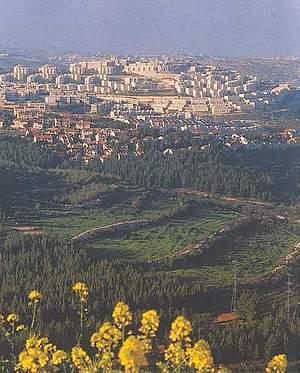Столица государства Израиль -  Иерусалим сегодня
