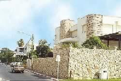 Одна из улочек Иерусалима