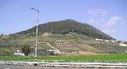 Израиль. Гора Тавор сегодня