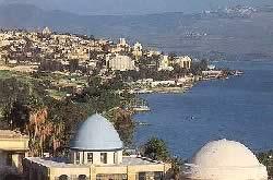 Израиль. Тверия и Кинерет