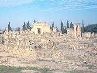 Тунис Утика древний город недалеко от Туниса
