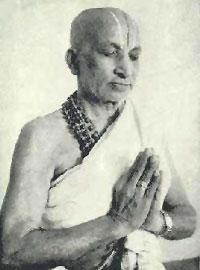 Шри Т. Кришнамачарья