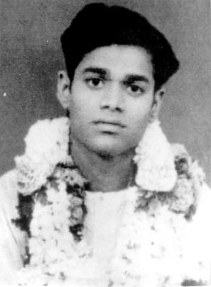 Сатья Саи Баба в 18 лет