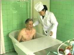 Cанаторий Машук, лечебные процедуры