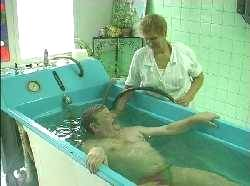 Cанаторий Машук, лечебные процедуры, гидромассаж
