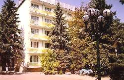 Санаторий Эльбрус Железноводск