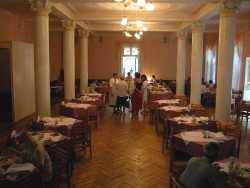 Санаторий Ласточка Пятигорск. Холл