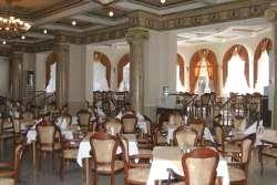 Санаторий Шахтер, Ресторан