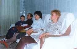 Санаторий Зори Ставрополья, Лечение Соляная пещера