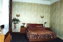 Ессентуки, Санаторий АМО ЗИЛ 2-местный номер с 2-спальной кроватью